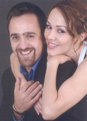 Marcos Antonio Jiménez Fernández e Isabel González Enríquez