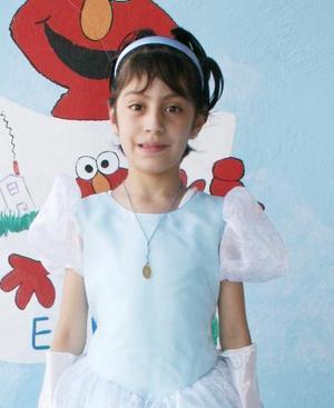 Andrea Hilday Ocón Luna festejó su cumpleaños, con un divertido festejo infantil.
