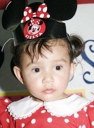 La pequeña Raquel Prieto Rojas festejó su segundo cumpleaños, con un conviviio infantil.