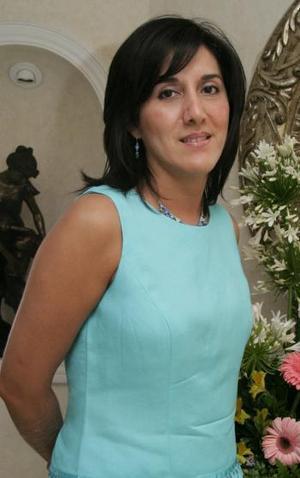 María Inés Vega Frías festejó su cumpleaños.