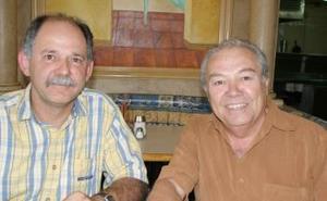 Ricardo Marcos y Ángel Morales.