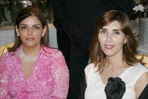 Lucía Sierra de Reed e Ileana Sierra de Reed.
