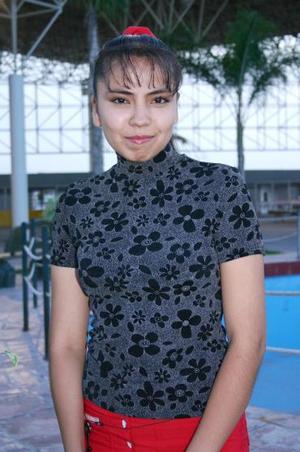 Srita. Claudia Armendáriz
