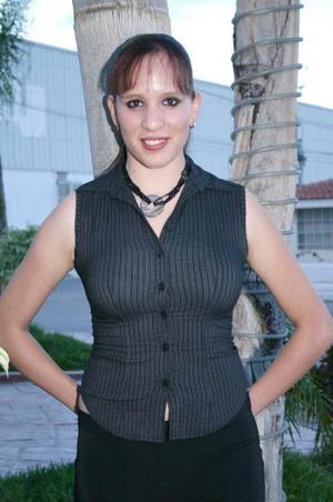 Srita. Ana Isabel Muñoz
