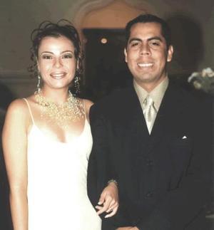Gloria Alejandra Olivares Vidaña y Martín Antonio Higuera Carrillo.