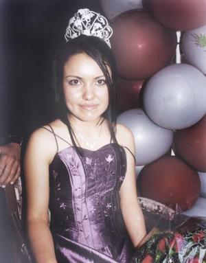 <u><b> 27 de Junio </u> </b><p>   Karla Escobedo fue coronada como reina de secundaria y preparatoria.
