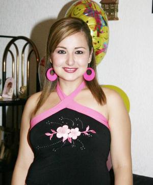 Lorena Verdeja de Chibli festejó su cumpleaños, con un agradable convivo en días pasados.