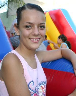 Marisol Estefanía Arizpe festejó su cumpleaños, con un divertido convivio en días pasados.