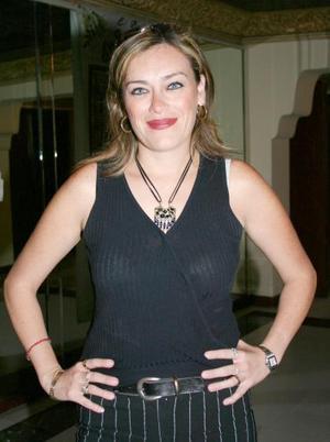 Martha Correa.