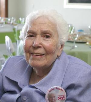 Doña Francisca Rodríguez de Orduña, cumpló 86 años de vida..jpg