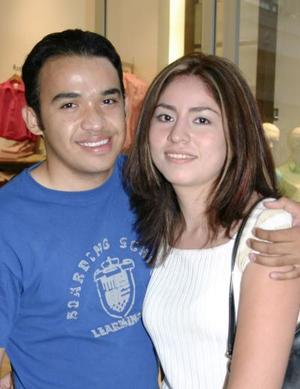 José Alfredo Quintero Alvarado y Beatriz Adriana Rodríguez.
