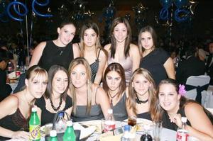 <i><u>01 de julio</i></u><p>  Paola, Claudia, Andrea, Ana, Jennifer, Sofía D., Jessica, Laura, Romina y Sofía T
