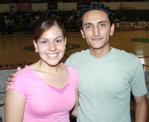 Mayra Janeth Alvarado y José Luis Pérez Morales