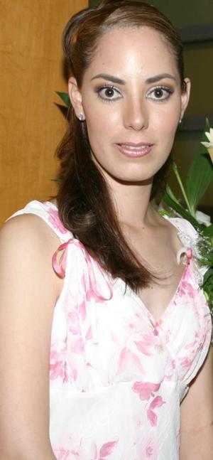 Anna Cecilia Gallegos Valencia.