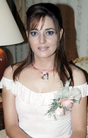 Margarita Arratia Sandoval.