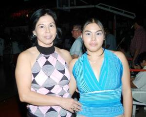 Fabiola Gónzalez y Silvia Hernández.