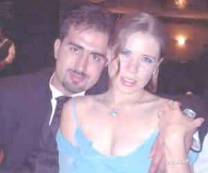 Alejandro Zavala Rocha y Natalia García.