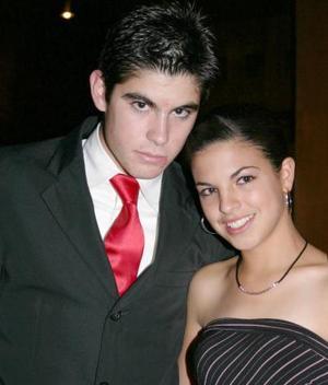 Rodrigo Villarreal y Letty Cepeda.