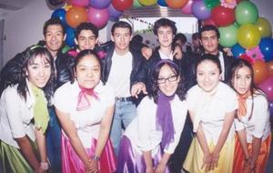 El gruo de danza moderna del Colegio Ámerica participo con la obra Vaselina, en la  compatencia escolar de la Región Laguna de Coahuila, obteniendo el primer lugar.