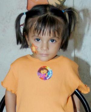 Alejandra Gómez Palomo festejó su segundo cumpleaños de vida, con un divertido convivio.