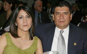 Ricardo Ortiz y Teresa de Ortiz
