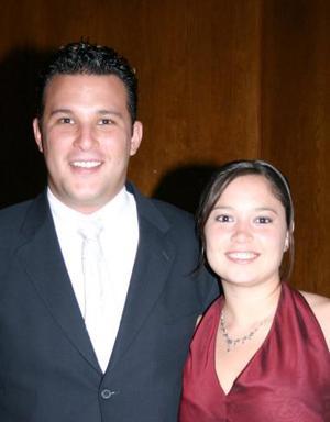 <u><i> 05 de julio </u></i><p>    Dyana Montemayor y Omar Valdés.