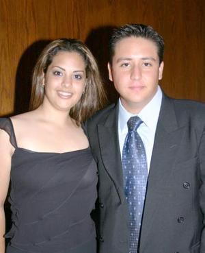 Liliana Ríos y Antonio Sariñana.