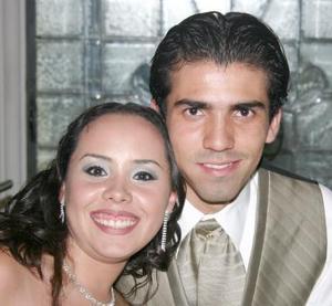 Marijose Sánchez y Héctor Vázquez.