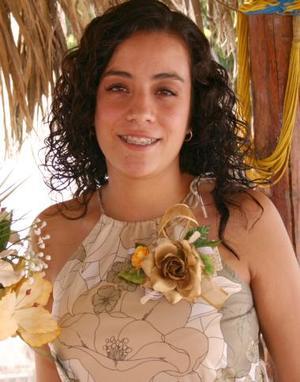 La señorita Yajaira Carrasco Martínez fue despedida de su soltería, con motivo de su próximo matrimonio.