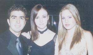 Carlos Zavala, Luisa Martínez y Mayosa Barboglio.