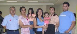 <u><i>07 de julio</i></u><p>  Liliana Segobia viajó a San Diego, california, La despidieron Guillermo, Josefina, Berenice, Guillermo, Frida y Dana.