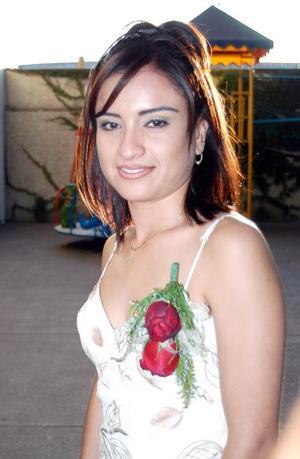 Karla Ivone Rocha Collazo contraerá matrimonio con Eduardo Antonio Camacho Arrañaga, en próximas fechas.