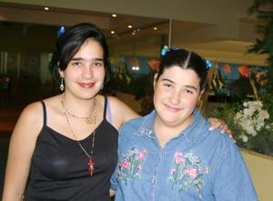 Idoia Leal y Amaya Martínez.