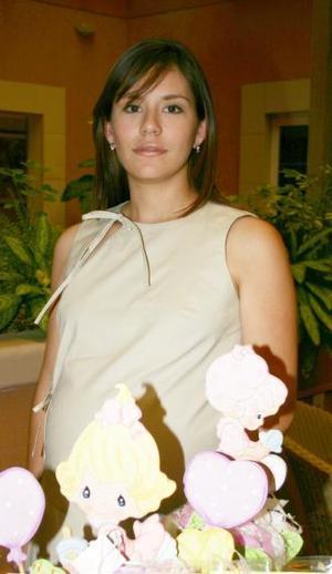 Cristina Padilla de Urbina.