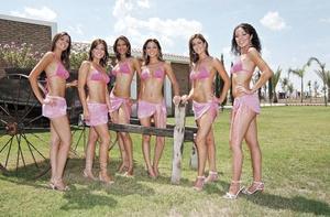 Aspiran a ser 'Nuestra Belleza Coahuila'