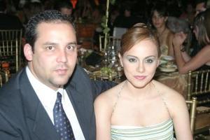 Juan Manuel Rodríguez y Lourdes de Rodríguez
