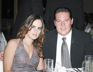 Mary Tere Jiménez y Hugo Cornú