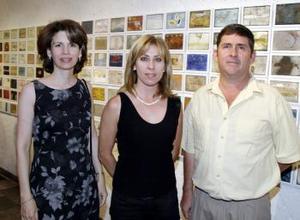 María de Toraño, Eugenia de Martínez y Manuel Martínez Potisek
