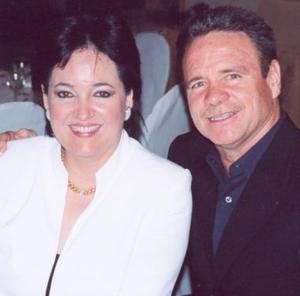 Norma y Óscar Gutiérrez.