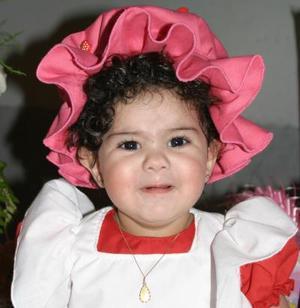 <i><u> 14 de julio </i></u><p>   Karime Alhelí Preciado Serrano festejó su primer cumpleaños, con un convivio infantil que le prepararon sus papás, César Preciado y Karina de Preciado.