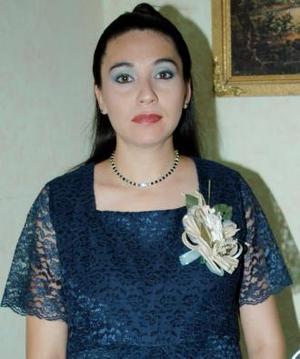 Armida Nájera de Zavala recibió obsequios varios para su bebé, en la fiesta de canastilla que le ofreció Graciela de Nájera.