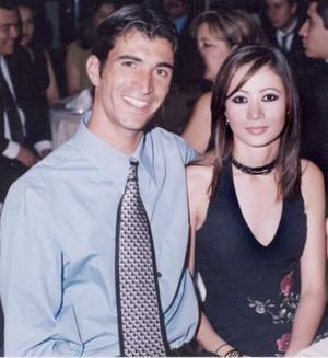 Ulises gonzález y Karla López García.