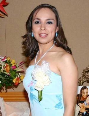 Ivet Villegas Ramírez llegará al altar con José González Jaimes, el próximo 14 de agosto.