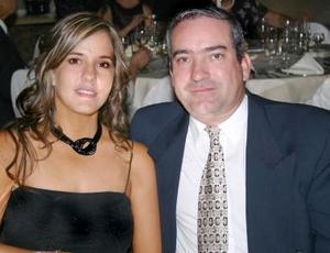 Laura de Braña y José Braña.
