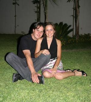 Carlos Herrera y Ana E. de Herrera.