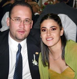 Jesús Ávila y Marisol Ortiz.