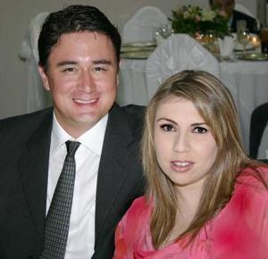 Sergio y Mirna Lechuga.