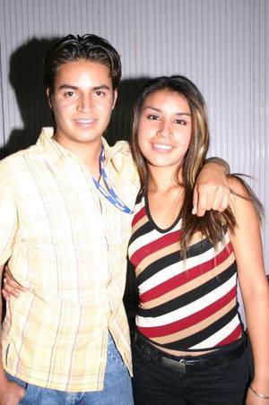 <u><i> 22 de julio </u></i><p>   Karla Susana Martín Mascorro y Joel Alberto López Rdz.