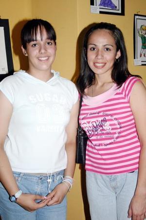 Any Romo Pámanes y Angelina Muñoz
