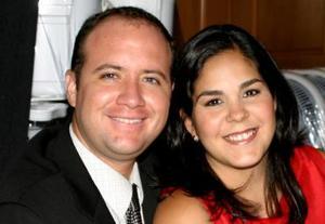 Guillermo Hernández y Valeria Hernández.